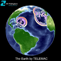 The-Earth-by-TELEMAC v01